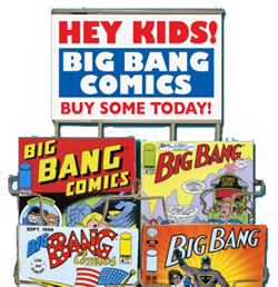Big Bang Comics Store