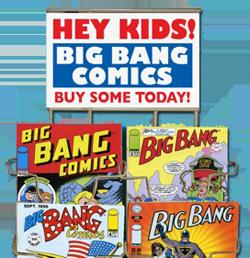 Big Bang Comics Store