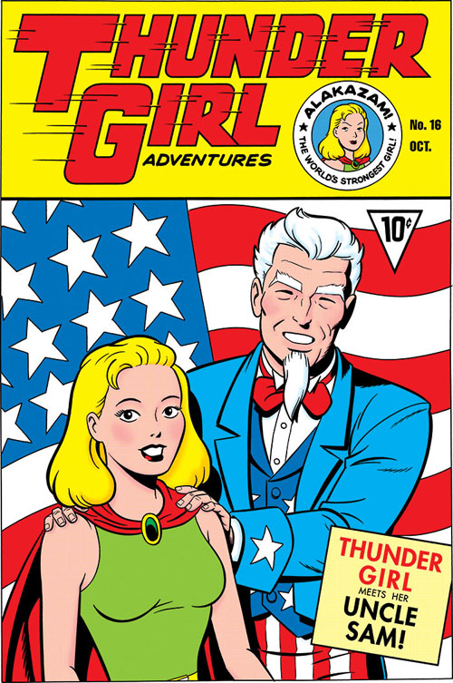 Thunder Girl Trade Paperback